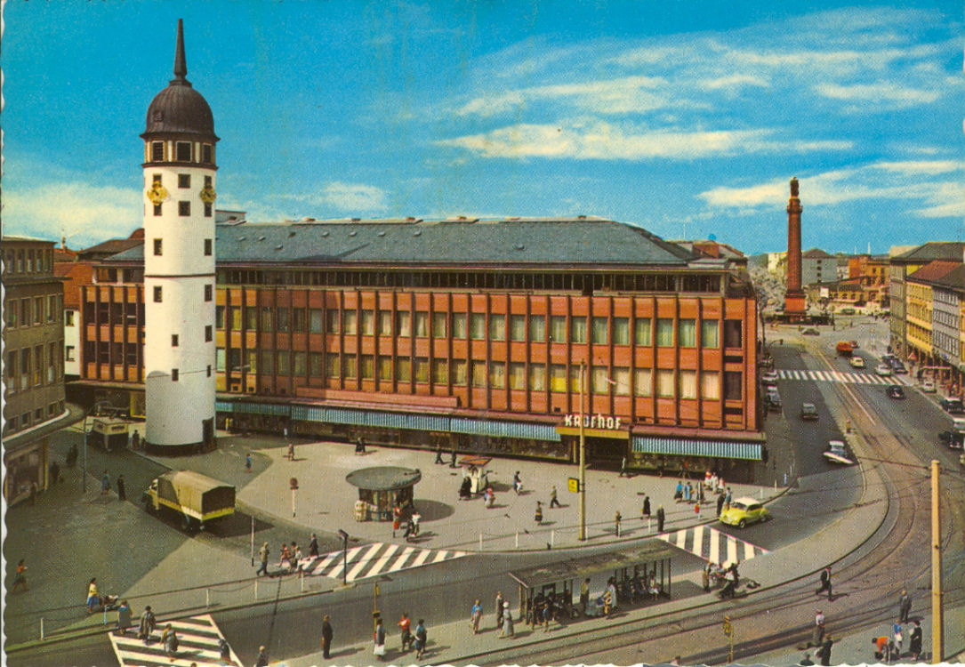 Darmstadt '65 Russische Kapelle
